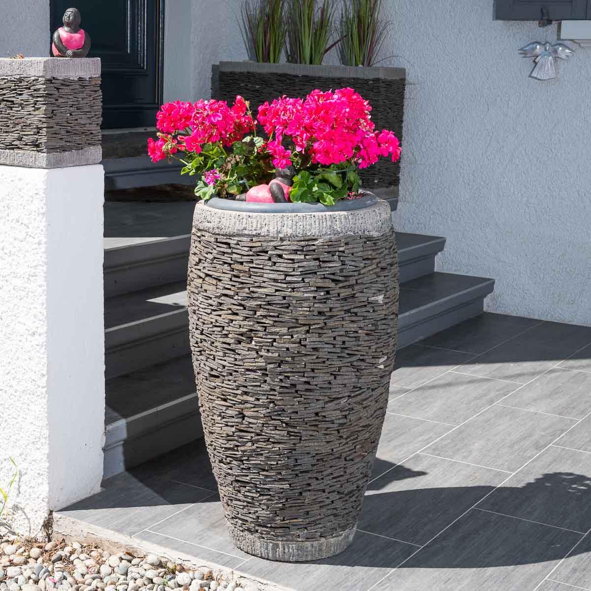 Jardineras de piedra natural para dolcestone for Jardineras de piedra natural