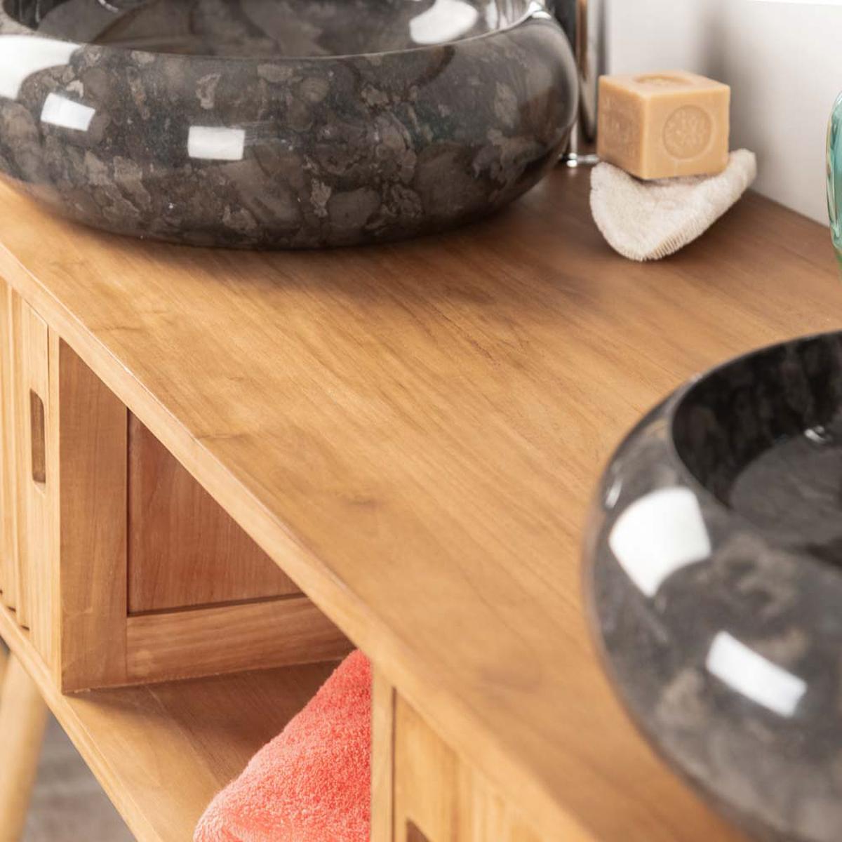 Lavabos dobles para bao mueble de bao modelo tauste - Lavamanos segunda mano ...