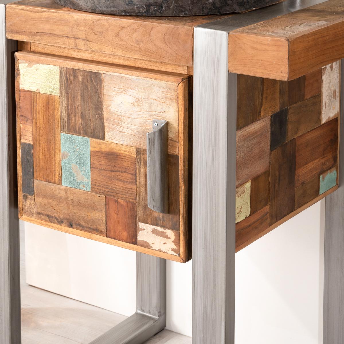 Mueble bano 70 cm amazing muebles de bao cm conjunto de for Muebles de lavabo de 70 cm